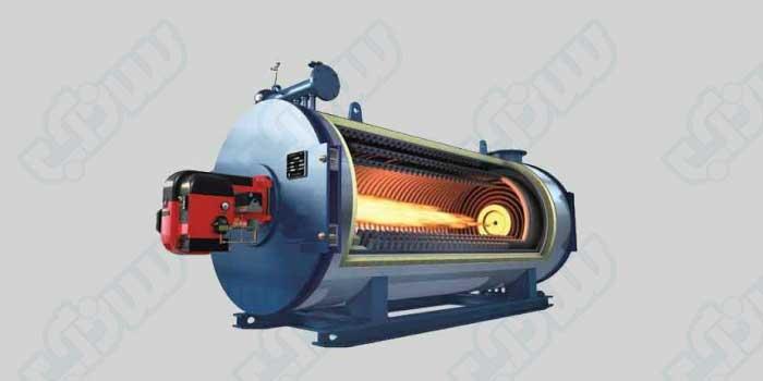 دیگ روغن داغ یا بویلر روغن داغ